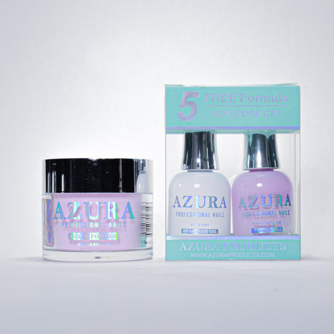 AZURA 3in1 - Gel Lacquer (0.5oz/15ml) & Dip Powder (2oz) - #047