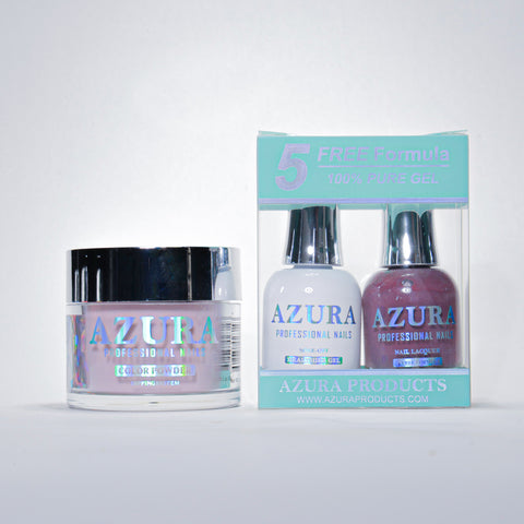 AZURA 3in1 - Gel Lacquer (0.5oz/15ml) & Dip Powder (2oz) - #048