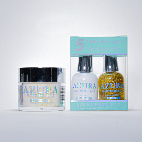 AZURA 3in1 - Gel Lacquer (0.5oz/15ml) & Dip Powder (2oz) - #049