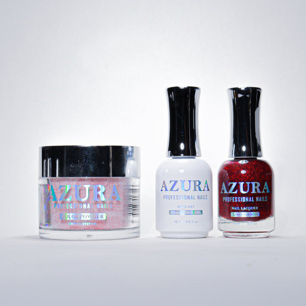 AZURA 4in1 - Gel Lacquer Dip Dap Powder - #057