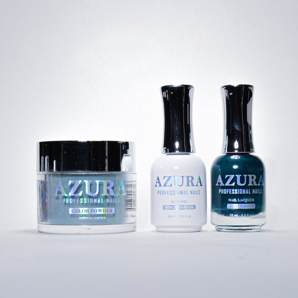 AZURA 4in1 - Gel Lacquer Dip Dap Powder - #058