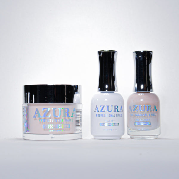 AZURA 4in1 - Gel Lacquer Dip Dap Powder - #076