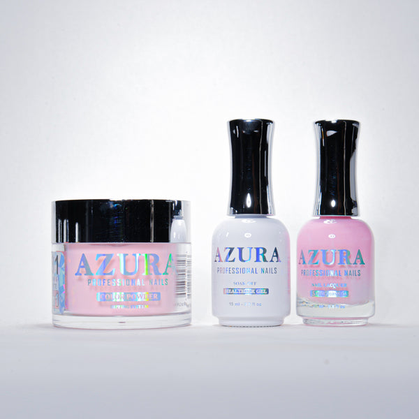 AZURA 4in1 - Gel Lacquer Dip Dap Powder - #081