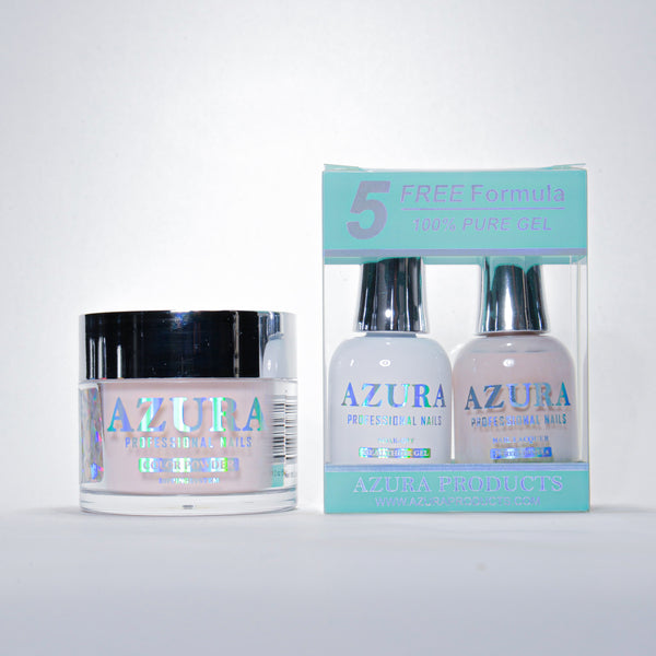 AZURA 3in1 - Gel Lacquer (0.5oz/15ml) & Dip Powder (2oz) - #089