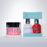 AZURA 3in1 - Gel Lacquer (0.5oz/15ml) & Dip Powder (2oz) - #091