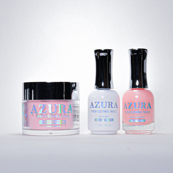 AZURA 4in1 - Gel Lacquer Dip Dap Powder - #093