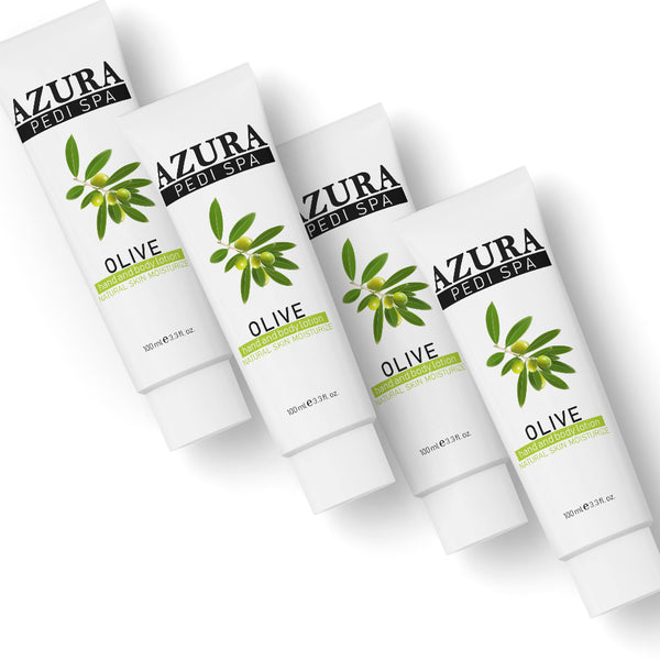 AZURA PediSpa Lotion - Olive (3.3oz/100ml)