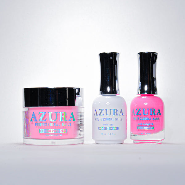 AZURA 4in1 - Gel Lacquer Dip Dap Powder - #107