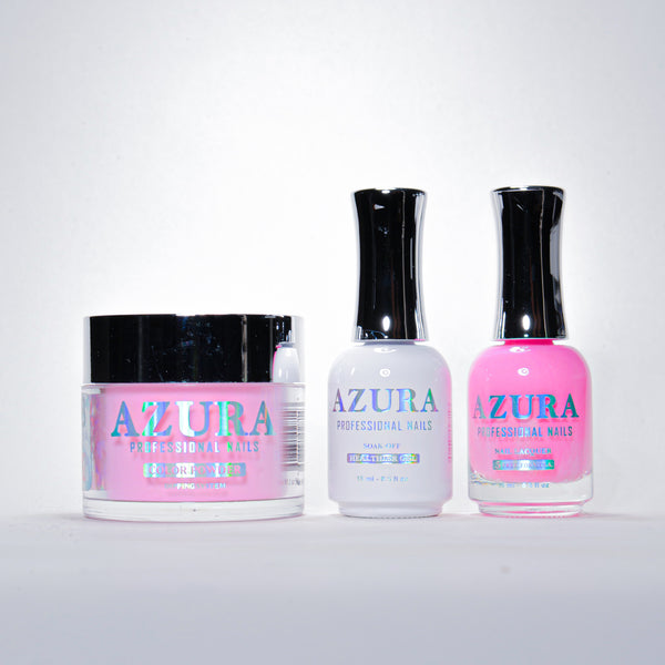 AZURA 4in1 - Gel Lacquer Dip Dap Powder - #108
