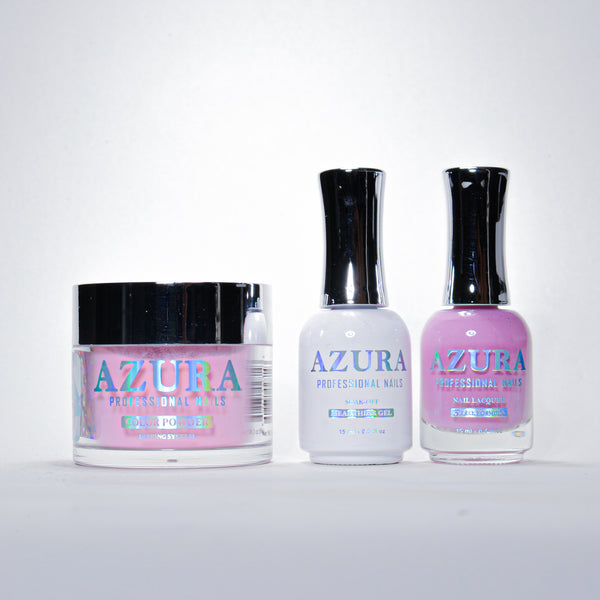 AZURA 4in1 - Gel Lacquer Dip Dap Powder - #111