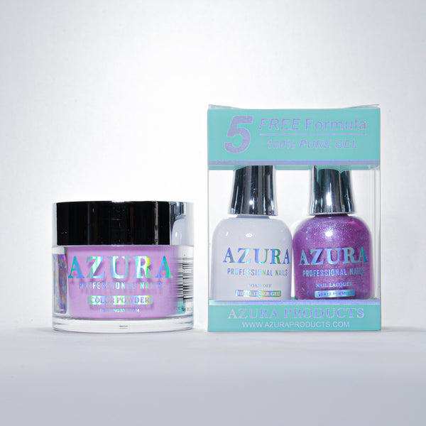 AZURA 3in1 - Gel Lacquer (0.5oz/15ml) & Dip Powder (2oz) - #133