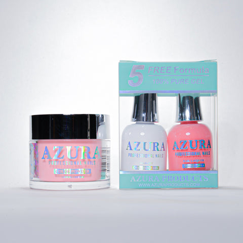 AZURA 3in1 - Gel Lacquer (0.5oz/15ml) & Dip Powder (2oz) - #139