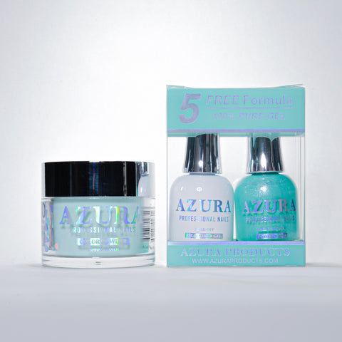 AZURA 3in1 - Gel Lacquer (0.5oz/15ml) & Dip Powder (2oz) - #140