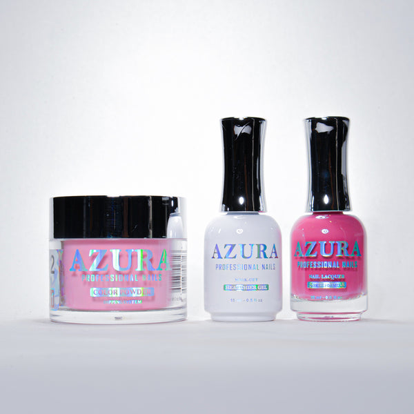 AZURA 4in1 - Gel Lacquer Dip Dap Powder - #142
