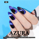 AZURA Nextgen 9D Super Cateye (Combo 12 colors & Gift)