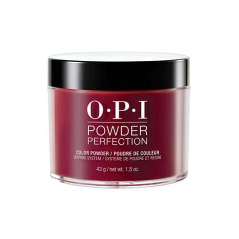 OPI Dip Powder – Malaga Wine Powder – #DPL87