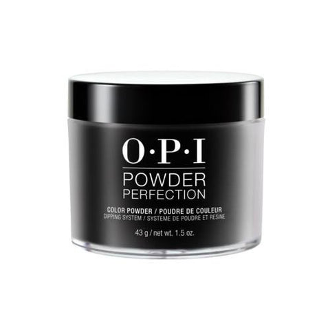OPI Dip Powder – Black Onyx Color Powder – #DPT02