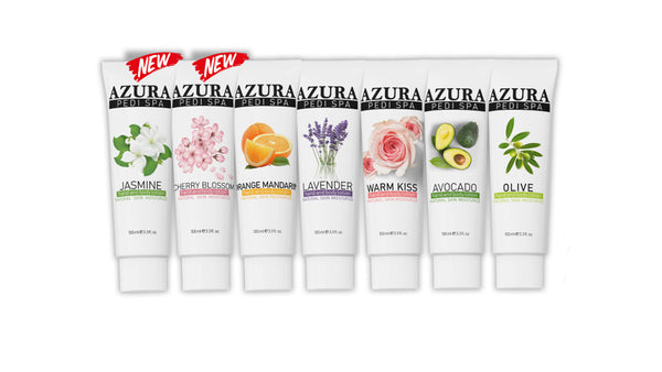 [BLACK NAIL DAY] AZURA lotion (7 scents) - (100ml/3.4oz)