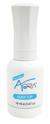 Aora Chrome . Medal . Shine - Top Gel 0.47Oz