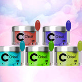 CHisel Ombre 2in1 - 24 New Colors (OM49 - OM60)