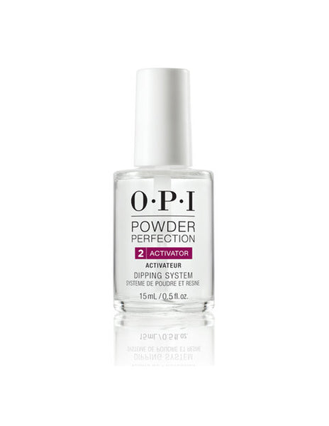 OPI Powder Perfection Liquid Essentials – STEP 2 ACTIVATOR 15mL/.5oz