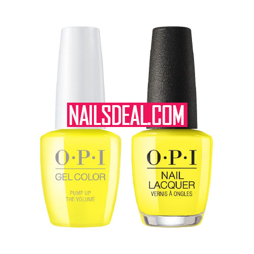 OPI Duo (Gel & Lacquer) - PUMP Up the Volume (N70)