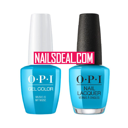 OPI Matching Duo - Neon Summer Collection 2019 (6 colors)