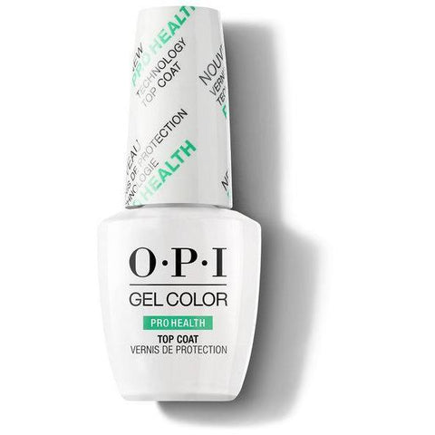 Gc040 - Pro Health Gel Top Coat 0.5Oz