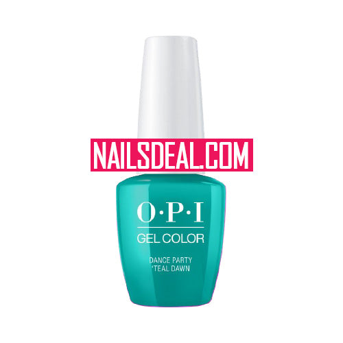OPI Gel Color - Neon Summer Collection 2019 (6 colors)