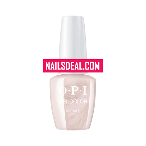 OPI Gel - Chiffon-d of You - SH3 - (Always Bare For You Collection)