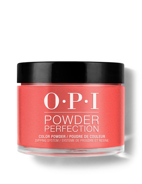 OPI Dipping Powder Perfection - A Good Man-darin is Hard to Find