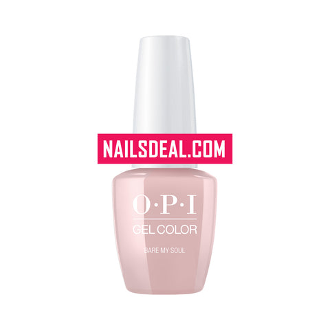 Always Bare For You, OPI Gel, OPI, OPI Spring