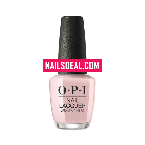Always Bare For You, OPI lacquer, OPI, OPI Spring