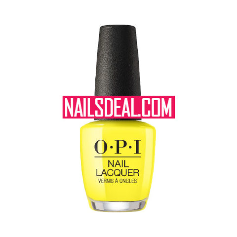 OPI Lacquer - PUMP Up the Volume (NLN70)