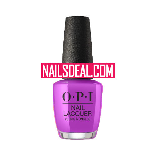 OPI Nail Lacquer - Neon Summer Collection 2019 (6 colors)