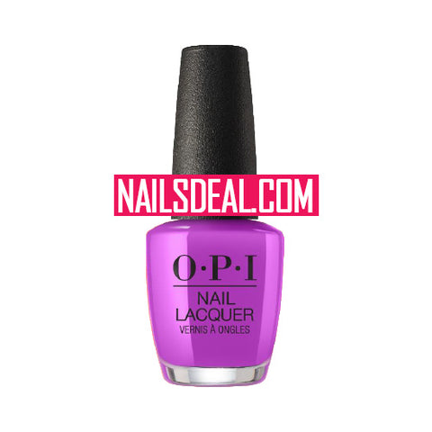 OPI Lacquer - Positive Vibes Only (NLN73)