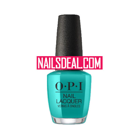 OPI Lacquer - Dance Party Teal Dawn (NLN74)