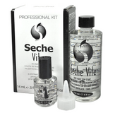 83050 - Seche Vite - Top Coat 0.5Oz & Refill 4Oz