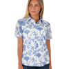 Pure Western Womens Margot Print LS Shirt