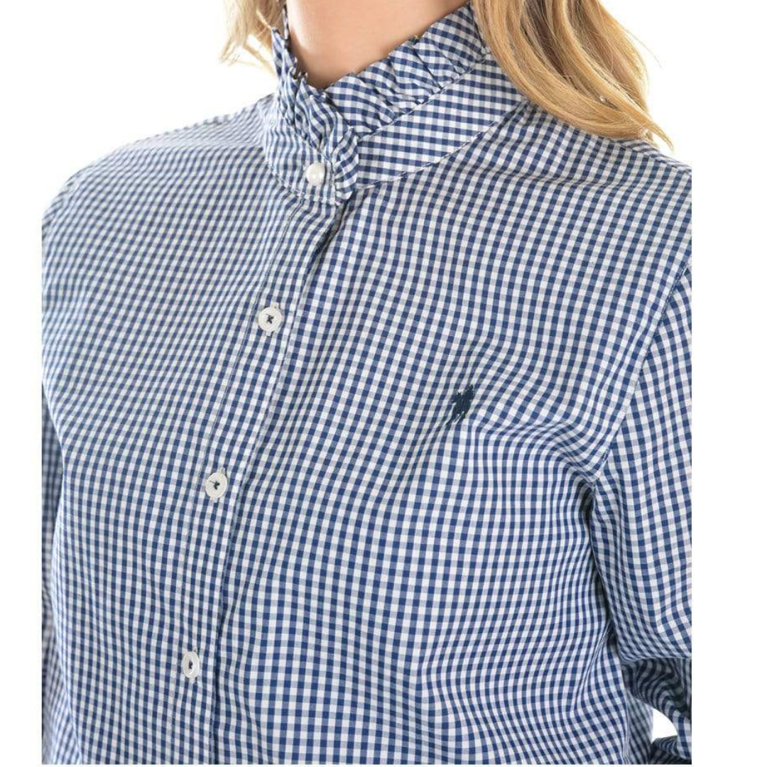 Thomas Cook LIGHT Drill Half Placket LS Shirt HOT PINK - Stylish Outback Clothing