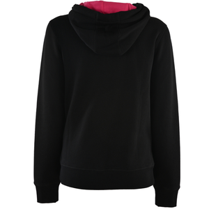 Bullzye Womens Code Zip Hoodie - BLACK - Stylish Outback Clothing