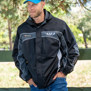 Bullzye Mens Bazooka Jacket - Stylish Outback Clothing