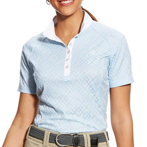 Ariat Womens Showstopper SS Showshirt