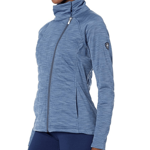 Stylish Outback Clothing Brands Ariat Womens Vanquish Full Zip Top- BLUE