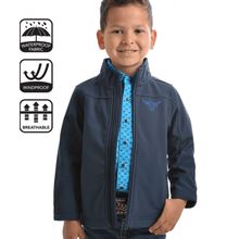 Stylish Outback Clothing Brands Pure Western Boys Softshell Waterproof Jacket