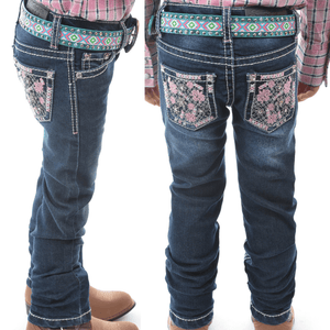 Stylish Outback Clothing Brands Pure Western Girls Betsy Slim Leg Jean