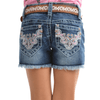 Stylish Outback Clothing Brands Pure Western Girls Ruby Denim Shorts- PCP5300281