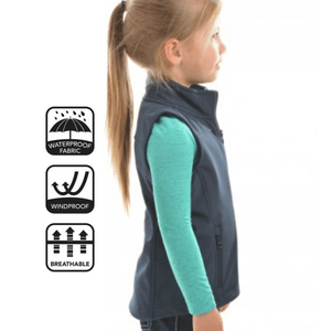 Stylish Outback Clothing Brands Pure Western Girls Softshell Waterproof VEST