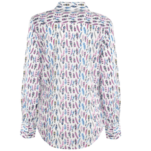 Stylish Outback Clothing Brands Pure Western Womens Leslie Print LS Shirt