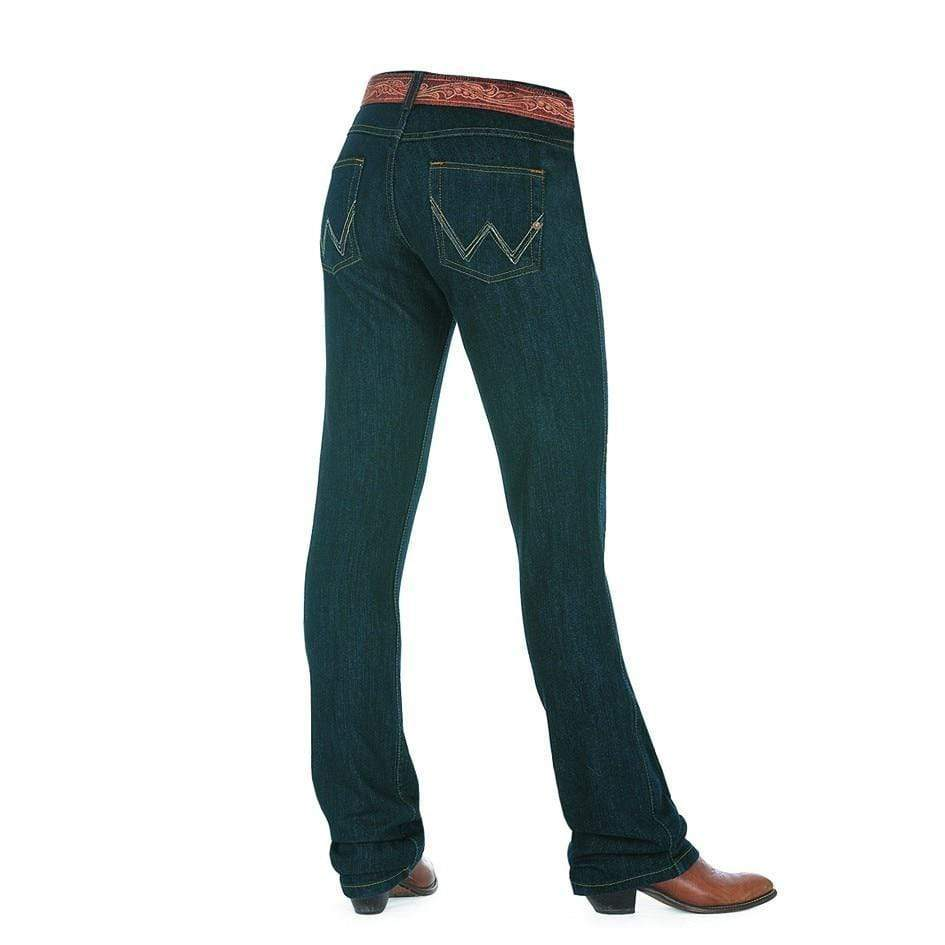 Stylish Outback Clothing Brands Wrangler Womens Ultimate Riding Jean - Q Baby WRQ20DD